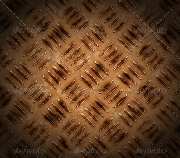 GraphicRiver Diamond plate 5924541