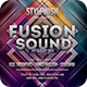 Fusion Sound Flyer - GraphicRiver Item for Sale
