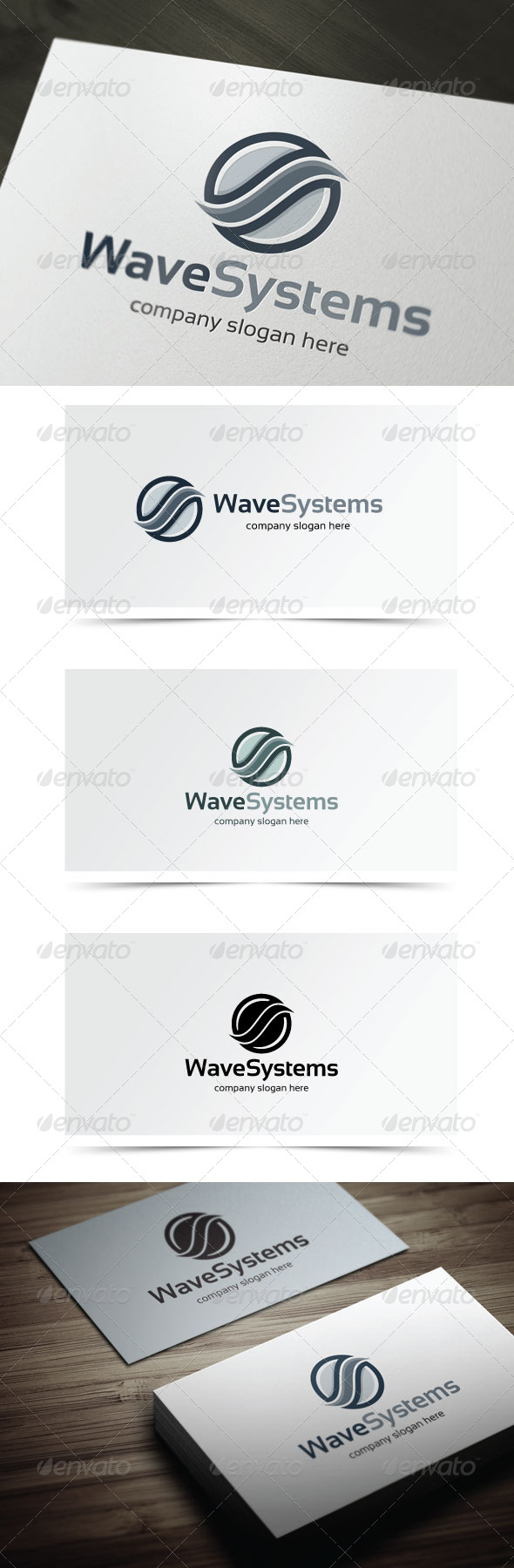 GraphicRiver Wave Systems 5926554