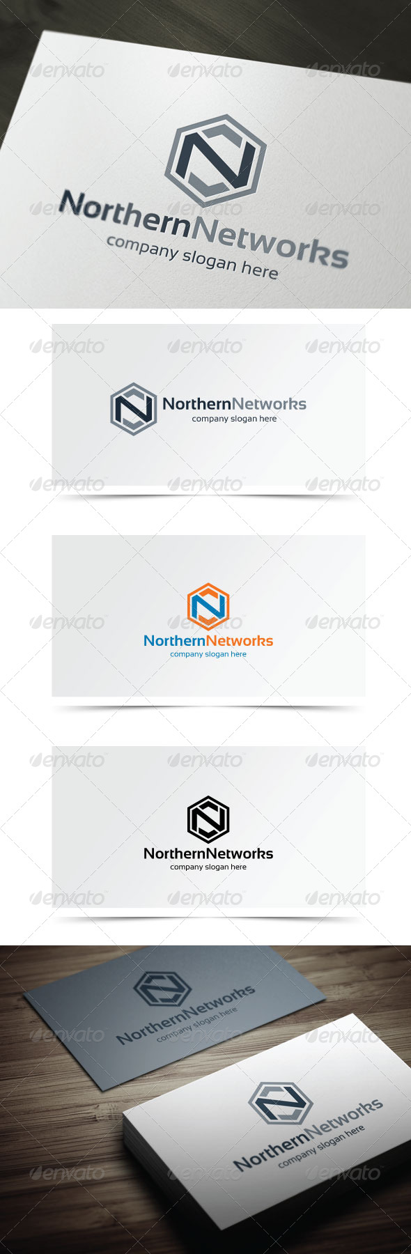 GraphicRiver Northern Networks 5926567
