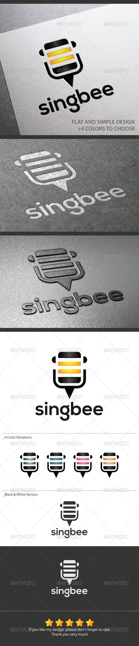 GraphicRiver Singbee 5926998