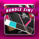Creative Business Card Big Bundel 5in1 - GraphicRiver Item for Sale