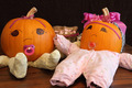 Pumpkin Babies in Onesies - PhotoDune Item for Sale