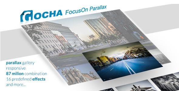 CodeCanyon Gocha Focuson Parallax Responsive Gallery 5928028