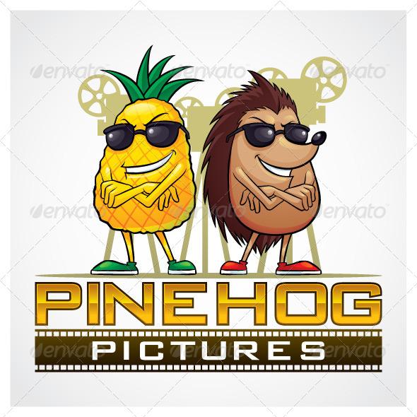 Pine Hog Pictures - Characters Vectors