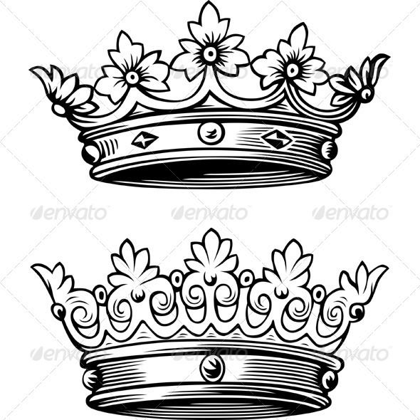 GraphicRiver Crowns 5928459