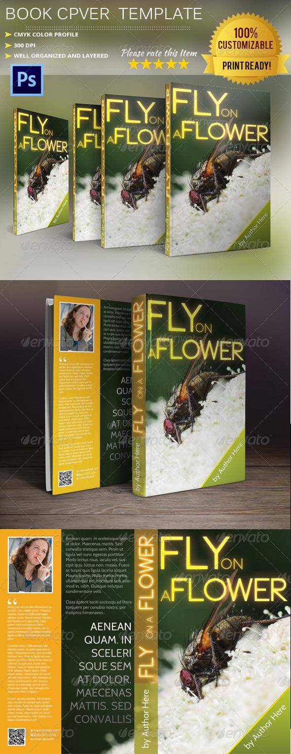 GraphicRiver Book Cover Template Vol.1 5871986