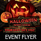 Halloween Night Show Flyer Template - GraphicRiver Item for Sale