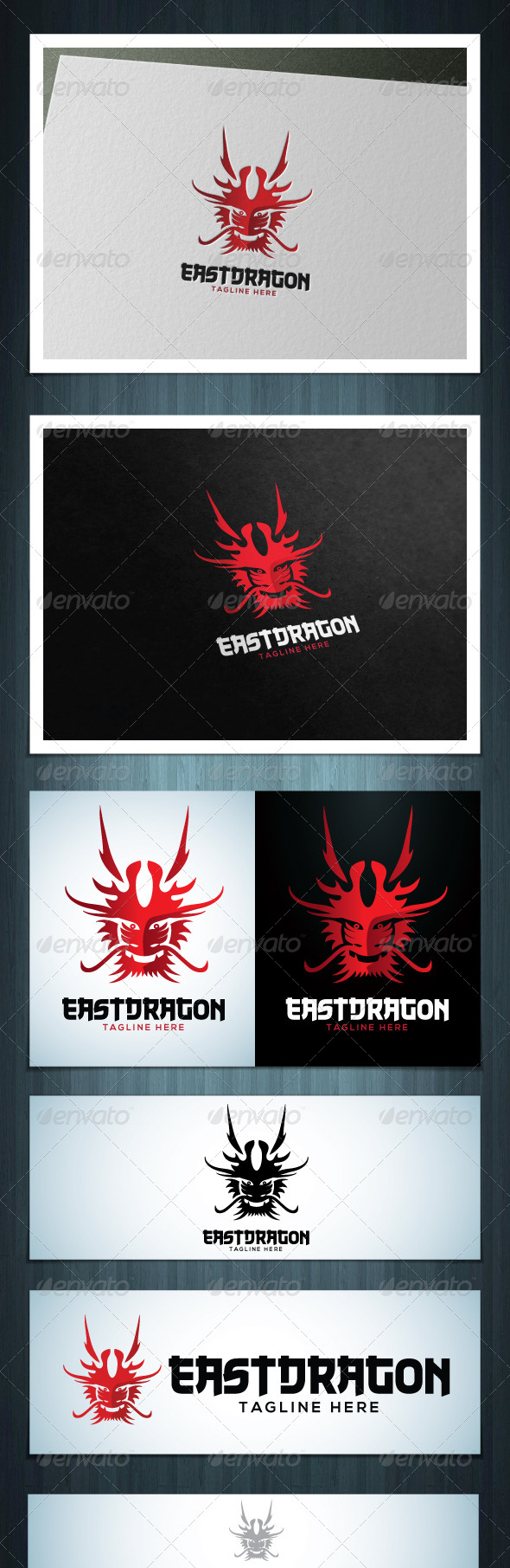 GraphicRiver East Dragon 5933935