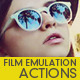HQ Film Emulation Actions II - GraphicRiver Item for Sale