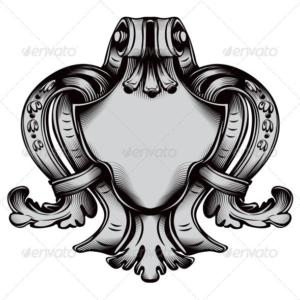 GraphicRiver Antique Emblem 5934432