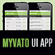 MyVato App Ui - GraphicRiver Item for Sale