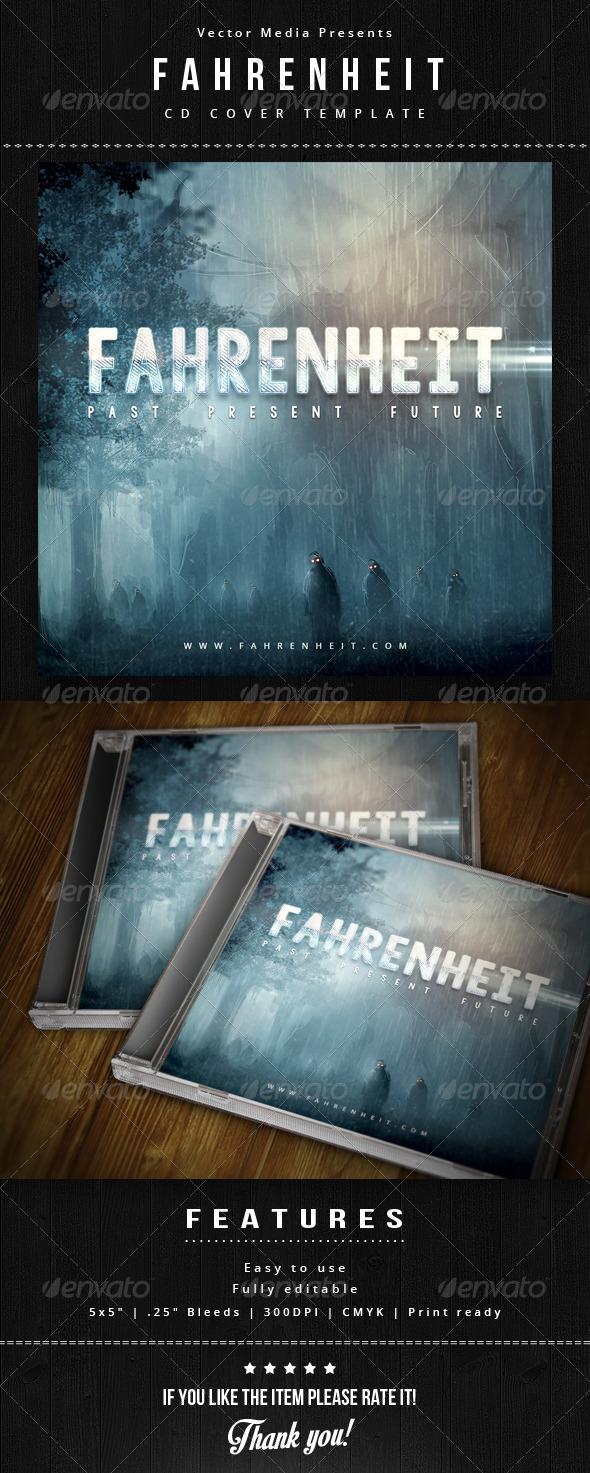 Fahrenheit Cd Cover
