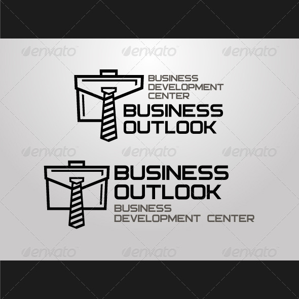 GraphicRiver Business Center Logo 5924601