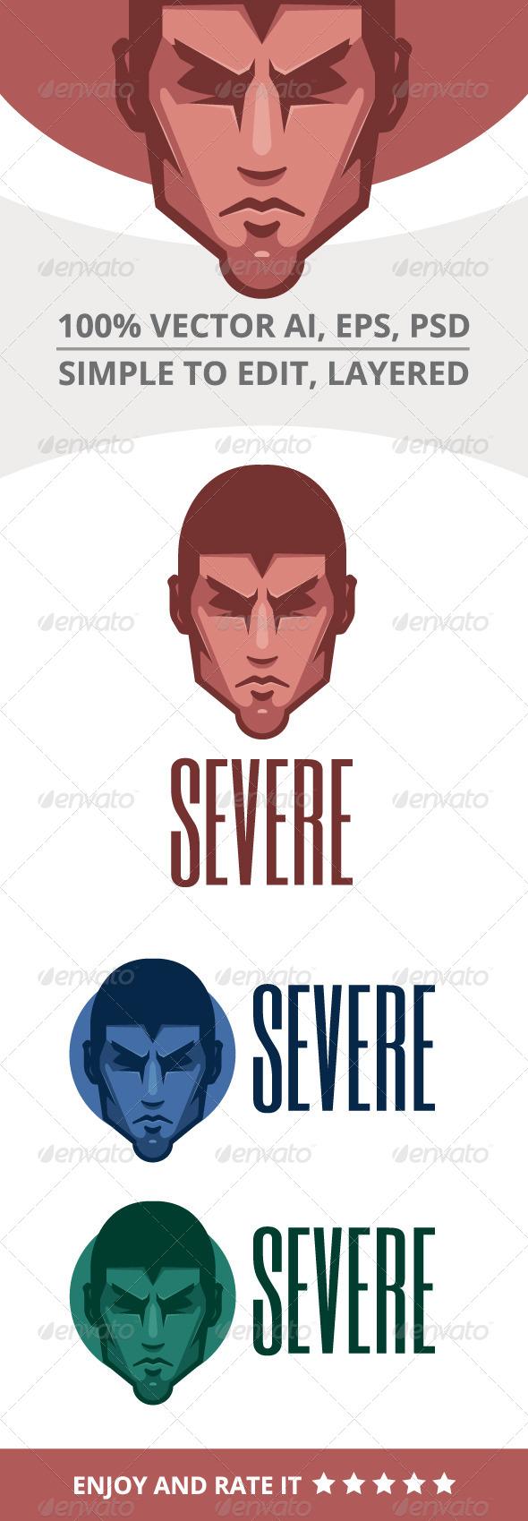 GraphicRiver Severe 5923488