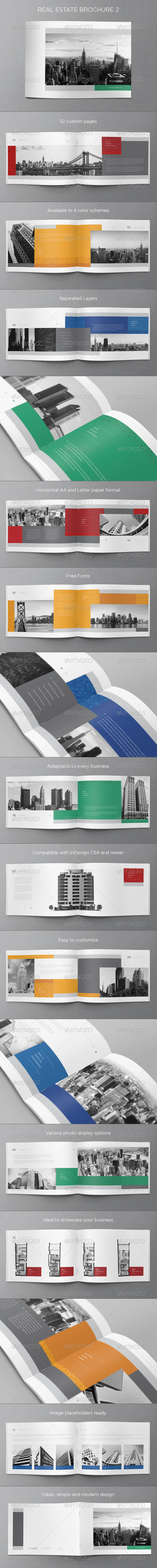 GraphicRiver Real Estate Brochure 2 5935898