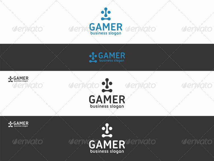 Gamer Face Logo