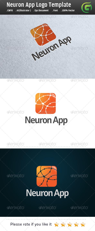 GraphicRiver Neuron App 5936804