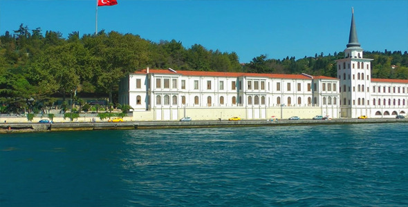 Seaside View In Istanbul