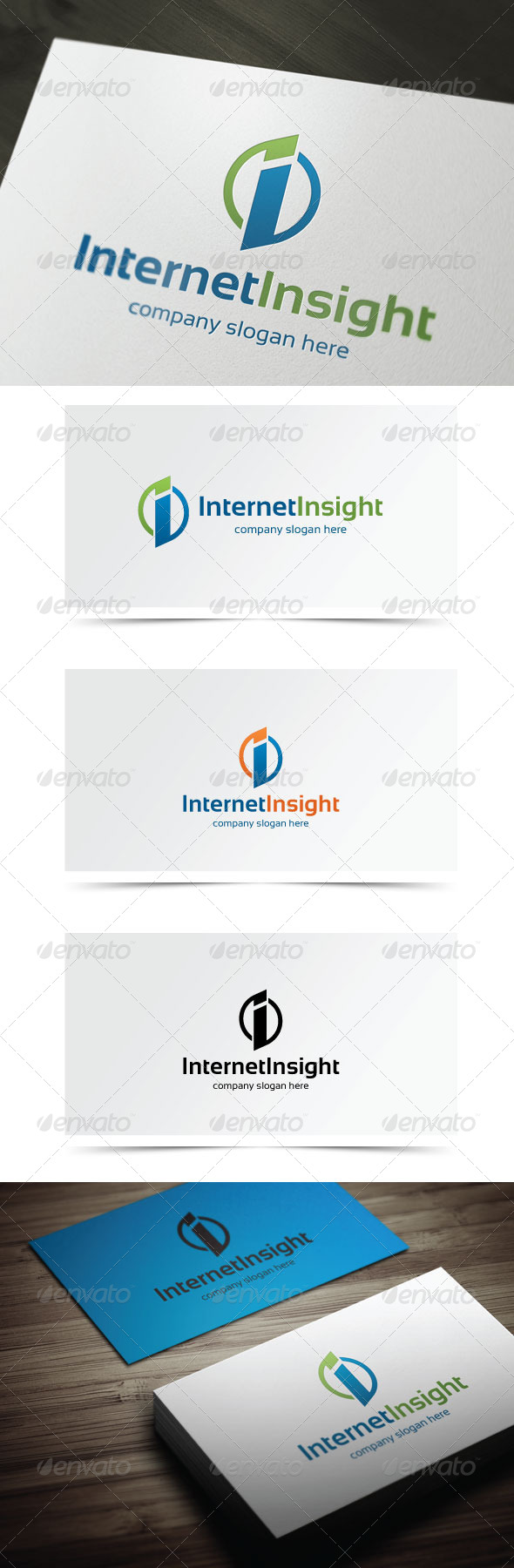 GraphicRiver Internet Insight 5939425
