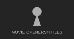 movie openers/titles