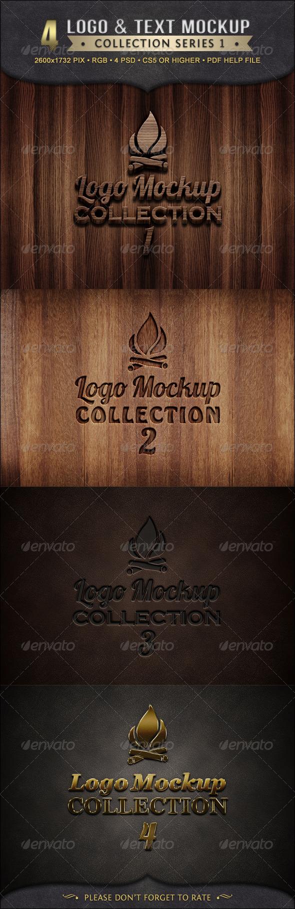 GraphicRiver Logo Mockup Collection 1 5906109