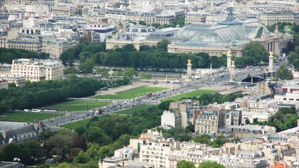 Paris AlexanderIII Bridge