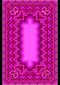 Refined Oriental Carpet in Purple Shades - PhotoDune Item for Sale
