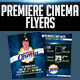 Premiere Cinema Flyers - GraphicRiver Item for Sale