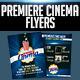 Premiere Cinema Flyers - GraphicRiver Item for Sale