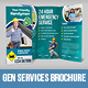 Tri-fold General Services & Contractors Brochure - GraphicRiver Item for Sale