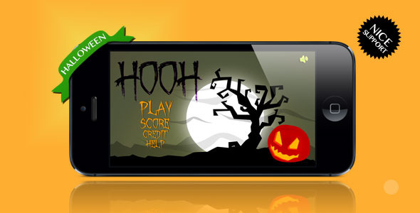CodeCanyon HooH UIkit iOS Game 5947230
