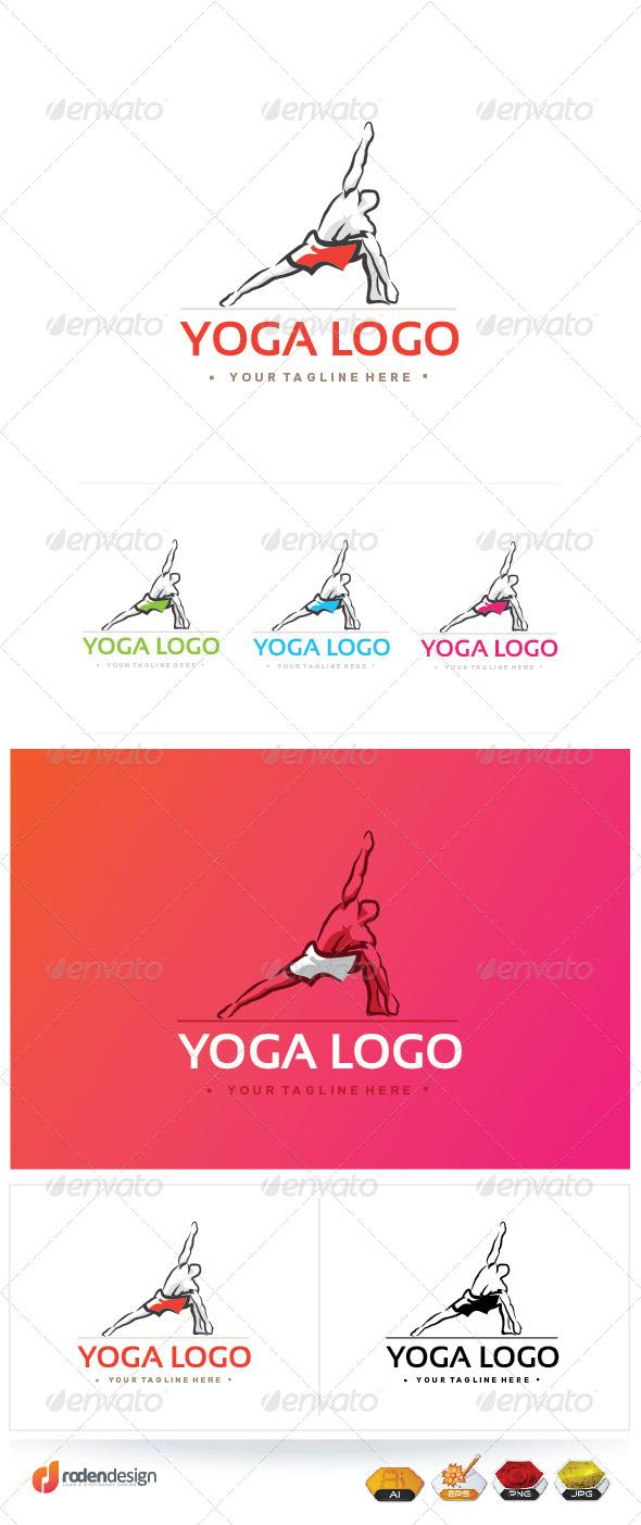 Yoga Logo - Logo Templates