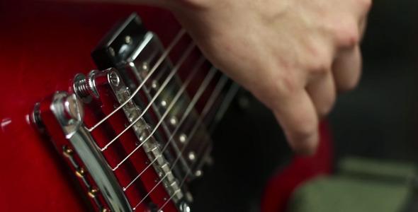 Playing Guitar 3