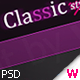 Classic style - ThemeForest Item for Sale