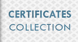 Certificates Collection