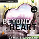 Beyond the Heart Flyer Template - GraphicRiver Item for Sale