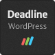Deadline - Responsive Premium WordPress News / Magazine Theme - ThemeForest Item for Sale