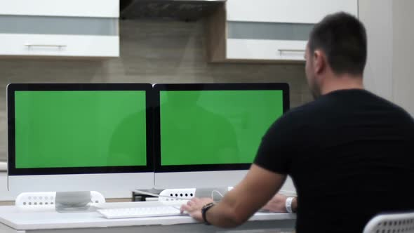 VideoHive Video Editor Double Mockup 03 18744905