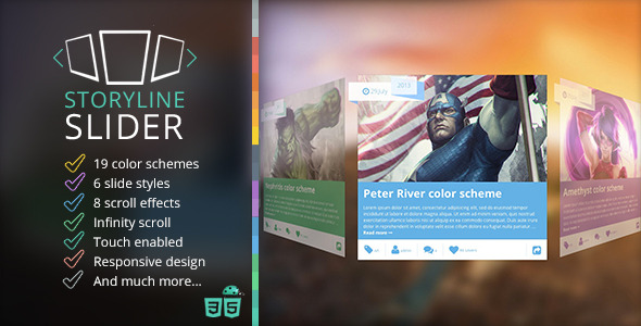 CodeCanyon Storyline 3D Slider 5951671