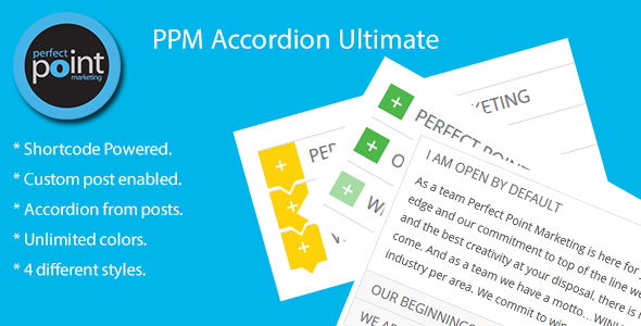 CodeCanyon PPM Accordion Ultimate 5922307