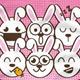 Rabbit Society - GraphicRiver Item for Sale