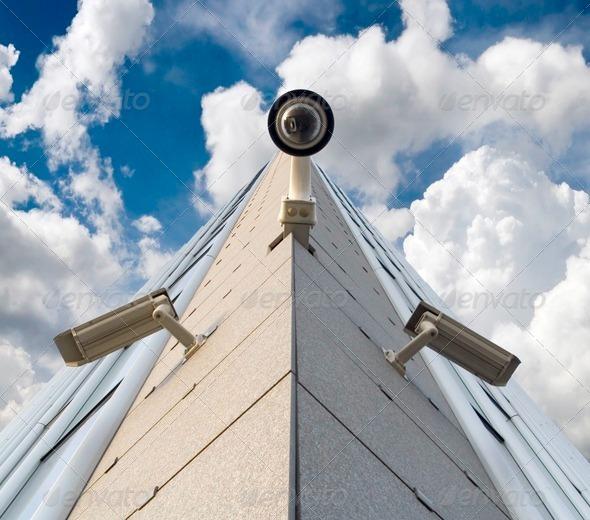 PhotoDune Security cameras 621623