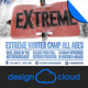 Snowboarding Extreme Camp/Event Promo - GraphicRiver Item for Sale