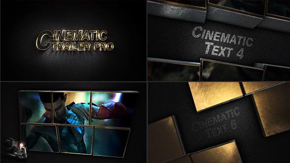 Cinematic Trailer Pro