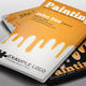 Paint Business Card - GraphicRiver Item for Sale