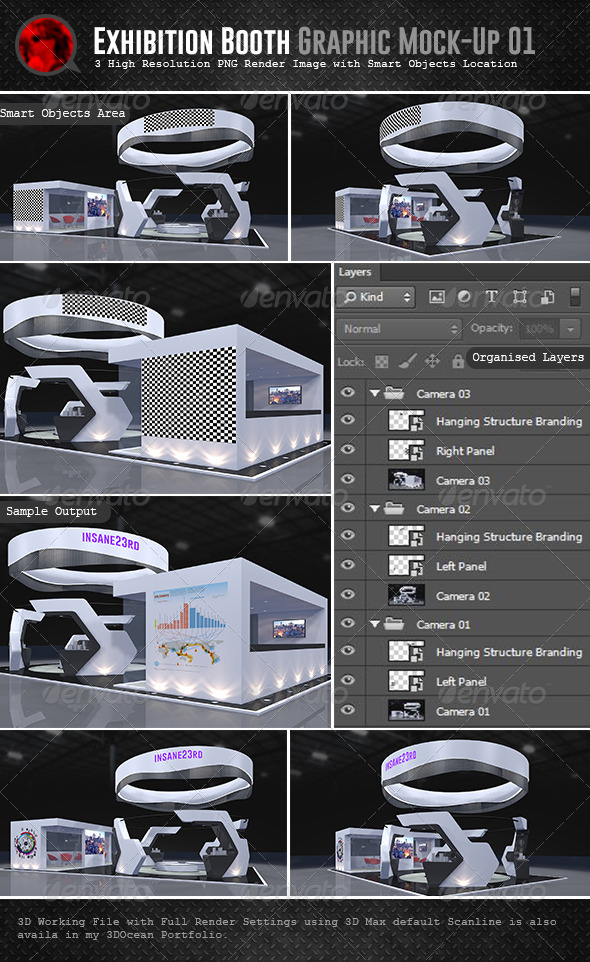 GraphicRiver Exhibition Booth Graphic Mock-Up 01 5913637