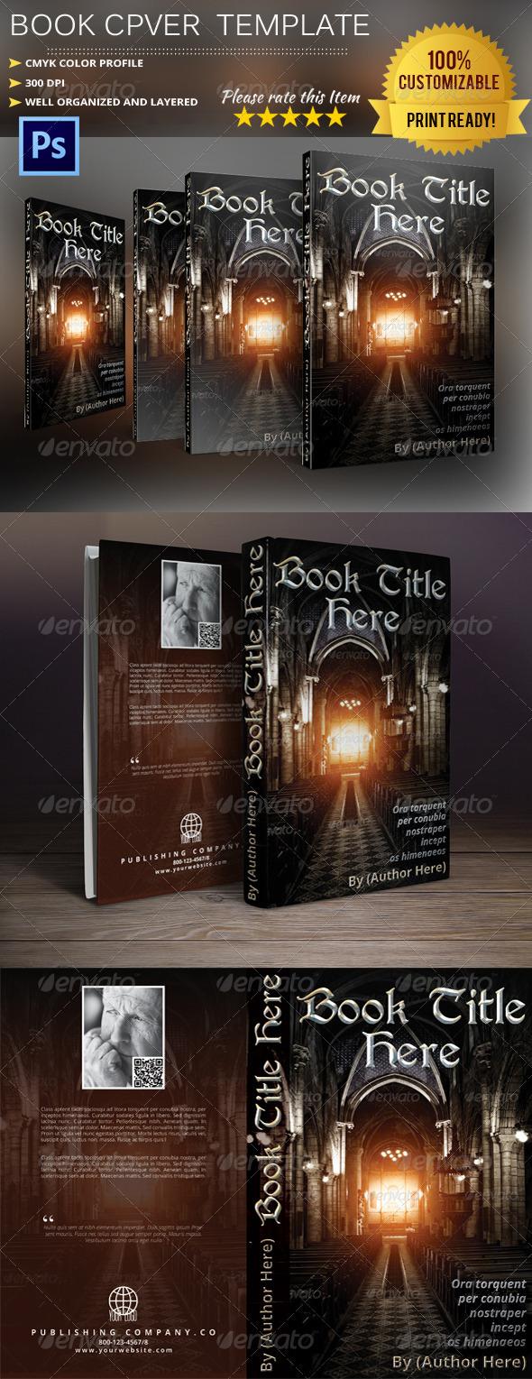 GraphicRiver Book Cover Template Vol.4 5955079