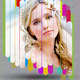 Portrait Posterizer Photo Template