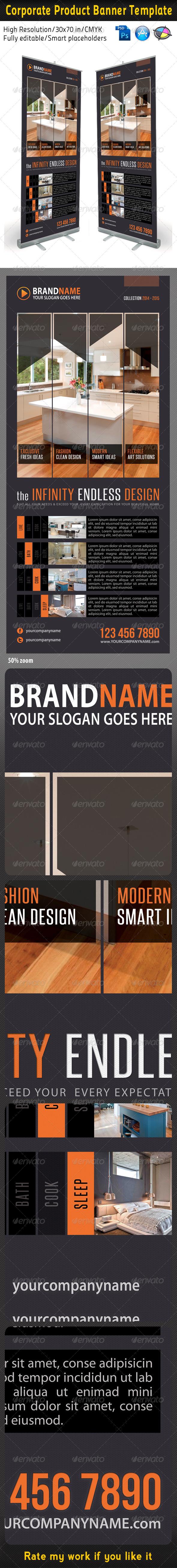 GraphicRiver Corporate Multipurpose Banner Template 25 5934435